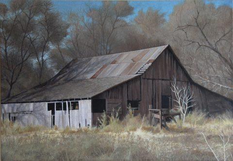 Abandoned Barn 2