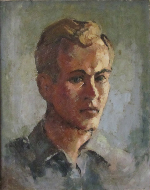 Self-Portrait at 24