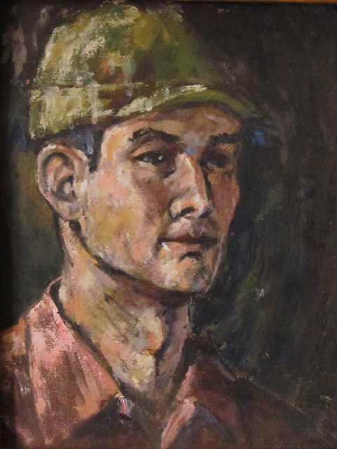 Untitled Portrait of Man