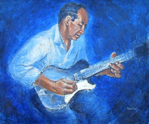 Bill Robinson on Guitar