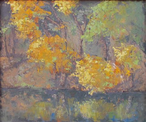 Fall in Riverside